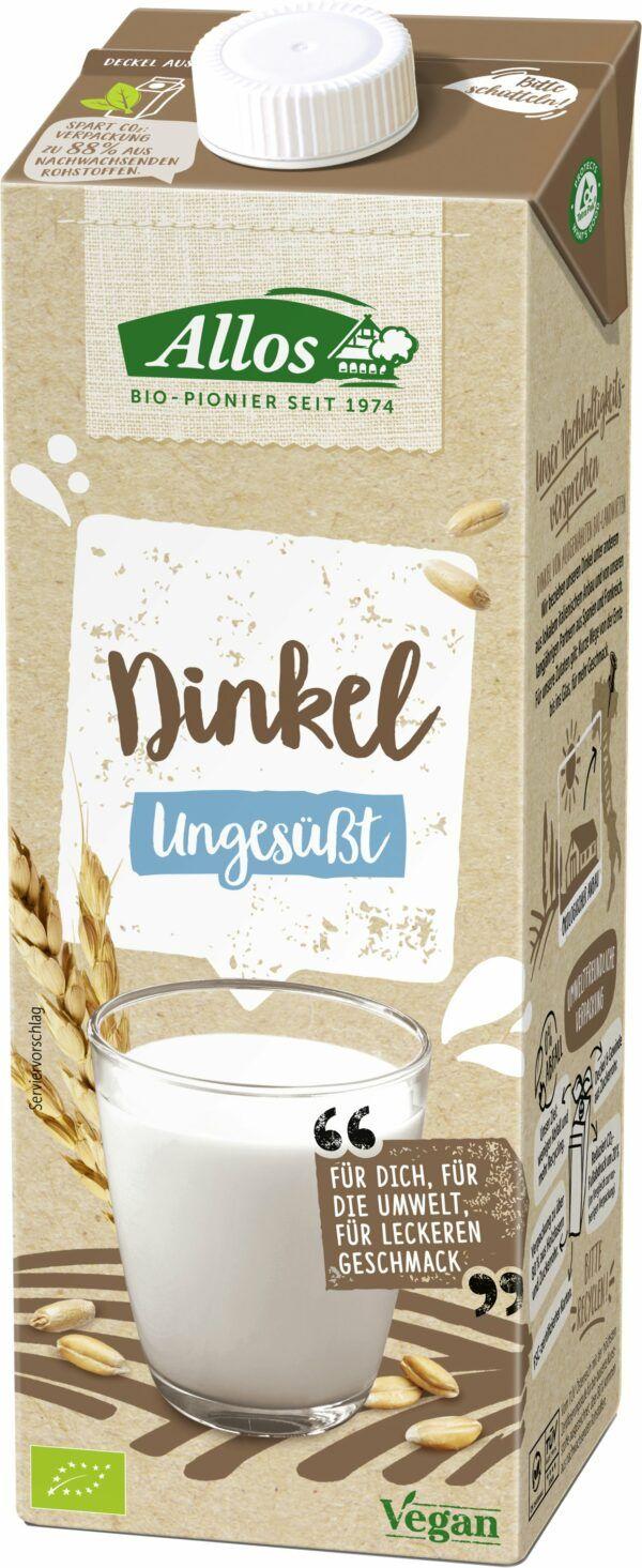 Allos Dinkel Drink ungesüßt 12x1l