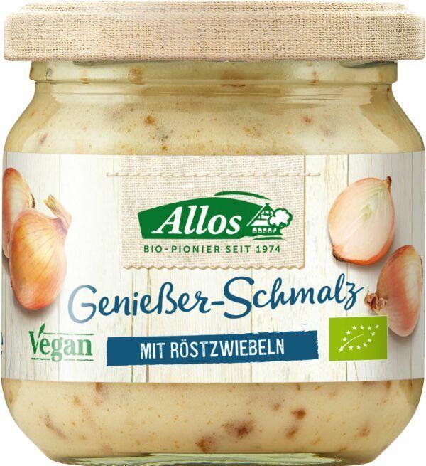Allos Genießer-Schmalz 6x150g