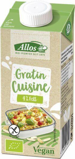 Allos Gratin Cuisine 15x200ml