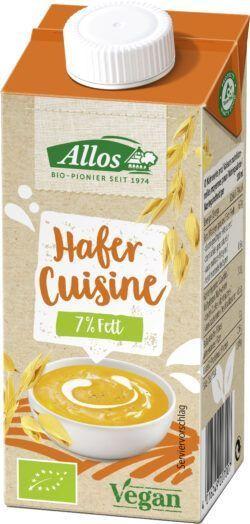 Allos Hafer Cuisine 15x200ml