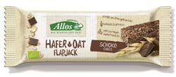 Allos Hafer Flapjack Schokolade 16x50g