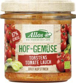 Allos Hof-Gemüse Torstens Tomate Lauch 6x135g