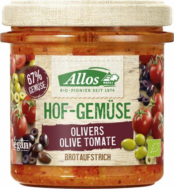 Allos Hof-Gemüse Olivers Olive Tomate 135g