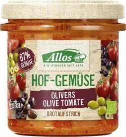 Allos Hof-Gemüse Olivers Olive Tomate 6x135g