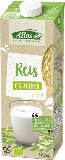 Allos Reis 0% Zucker Drink 6x1l