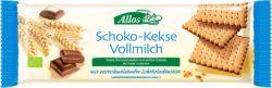 Allos Schoko Kekse Vollmilch 6x130g
