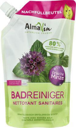 AlmaWin Bad Reiniger Nachfüllbeutel 6x0,5l