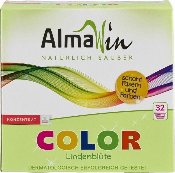AlmaWin COLOR Waschmittel Lindenblüte 5x1kg