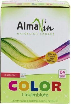 AlmaWin COLOR Waschmittel Lindenblüte 6x2kg