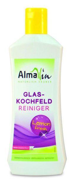 AlmaWin Glaskochfeld Reiniger 8x0,25l