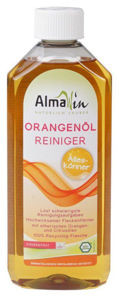 AlmaWin Orangenöl-Reiniger 6x0,5l