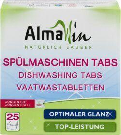 AlmaWin Spülmaschinen-Tabs 12x25Stück
