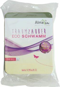 AlmaWin TraumZauber Eco Schwamm 8x2Stück