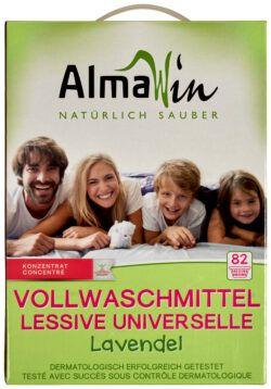 AlmaWin Vollwaschmittel 2x4,6kg