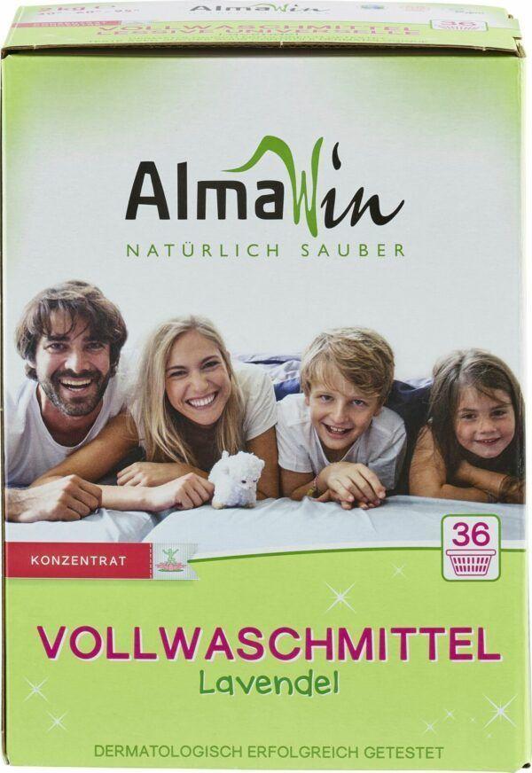 AlmaWin Vollwaschmittel 6x2kg