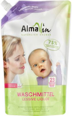 AlmaWin Waschmittel flüssig 1,5l