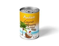 Amaizin Coconut Whipping cream 6x400ml
