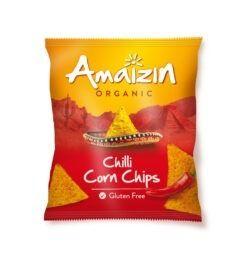 Amaizin Maischips Chili 16x75g