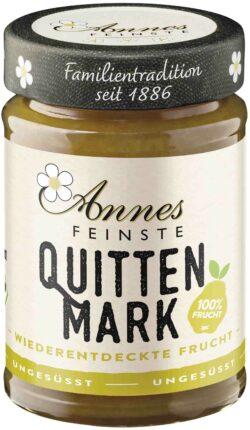 Annes Feinste Bio Quittenmark 6x190g