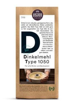 Antersdorfer - Die Bio-Mühle Bio Dinkelmehl Type 1050 1kg