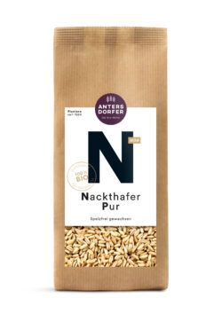 Antersdorfer - Die Bio-Mühle Bio Nackthafer Pur 6x500g