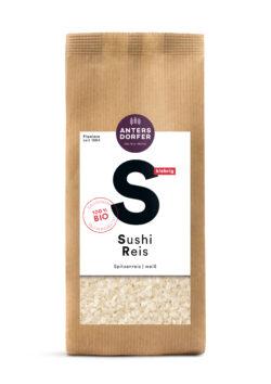 Antersdorfer - Die Bio-Mühle Bio Sushi Reis weiß 6x500g