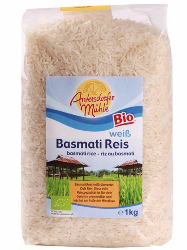 Antersdorfer Mühle Basmati weiß 1kg
