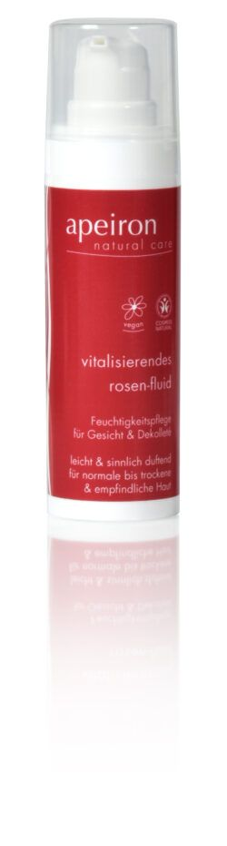 Apeiron Vitalisierendes Rosen-Fluid 30ml
