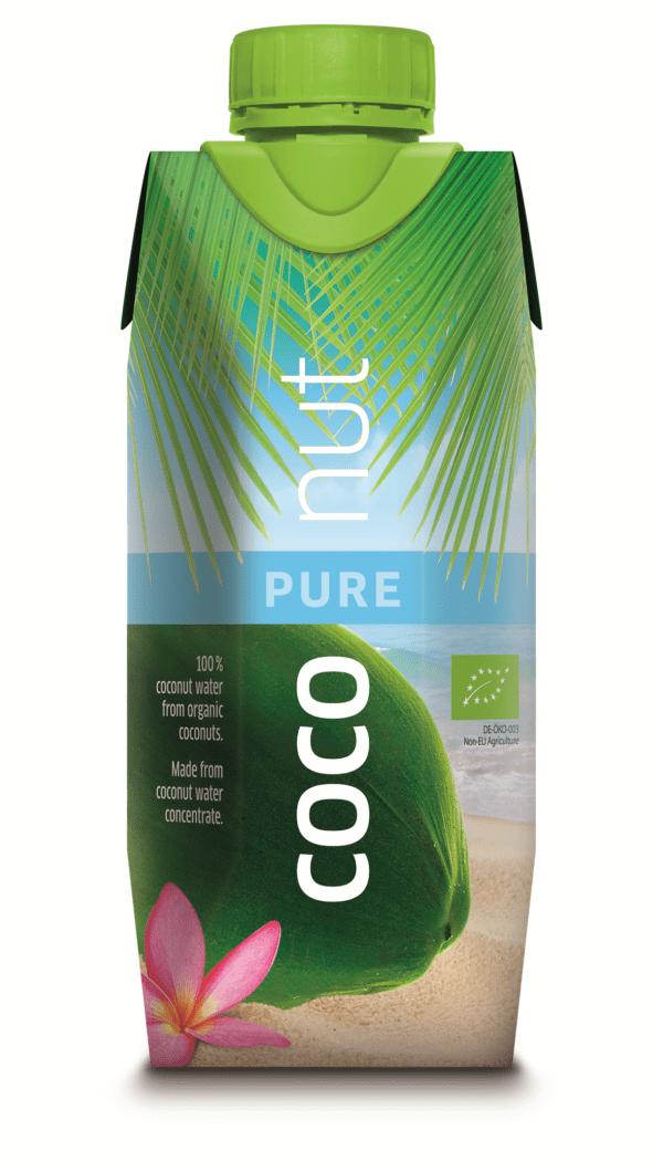 Aqua Verde Coconut Water Concentrate Pur 12x330ml