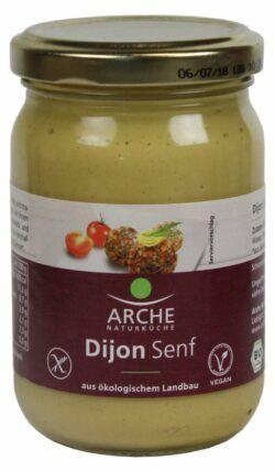 Arche Naturküche Dijon Senf, glutenfrei 6x200ml
