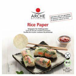 Arche Naturküche Rice Paper, Reispapier, glutenfrei 10x150g