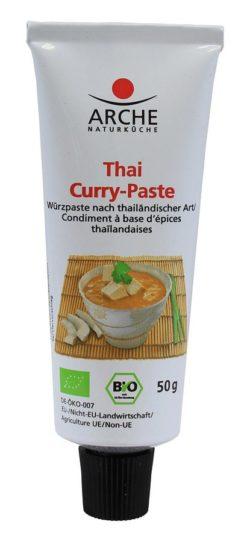Arche Naturküche Thai Curry Paste 8x50g