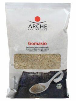 Arche Naturküche Gomasio, gerösteter Sesam mit Salz 8x200g