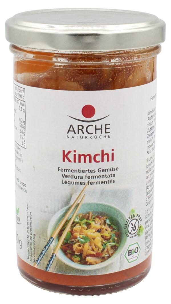 Arche Naturküche Kimchi, fermentiertes Gemüse 6x220g