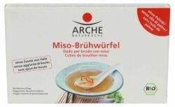 Arche Naturküche Miso-Brühwürfel 15x80g