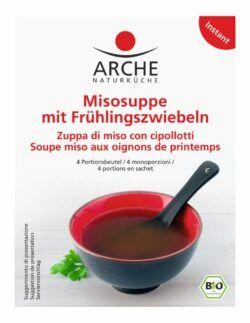 Arche Naturküche Misosuppe mit Frühlingszwiebeln 6x40g