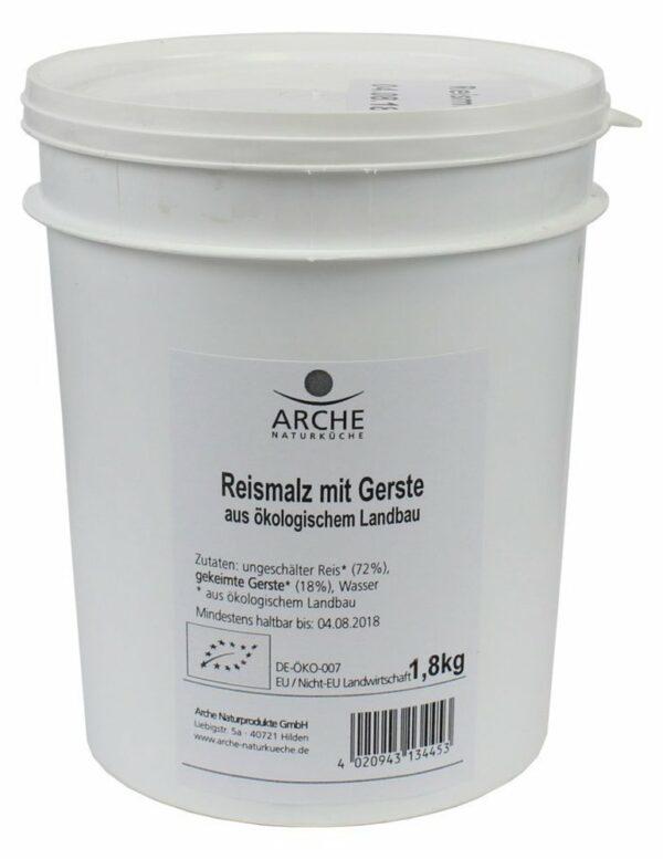 Arche Naturküche Reismalz mit Gerste 1,8kg
