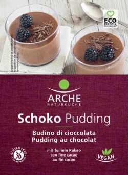 Arche Naturküche Schoko Pudding, glutenfrei 10x50g