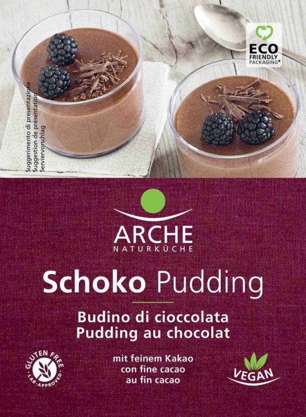 Arche Naturküche Schoko Pudding, glutenfrei 18x50g
