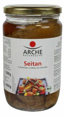Arche Naturküche Seitan in Scheiben 6x650g