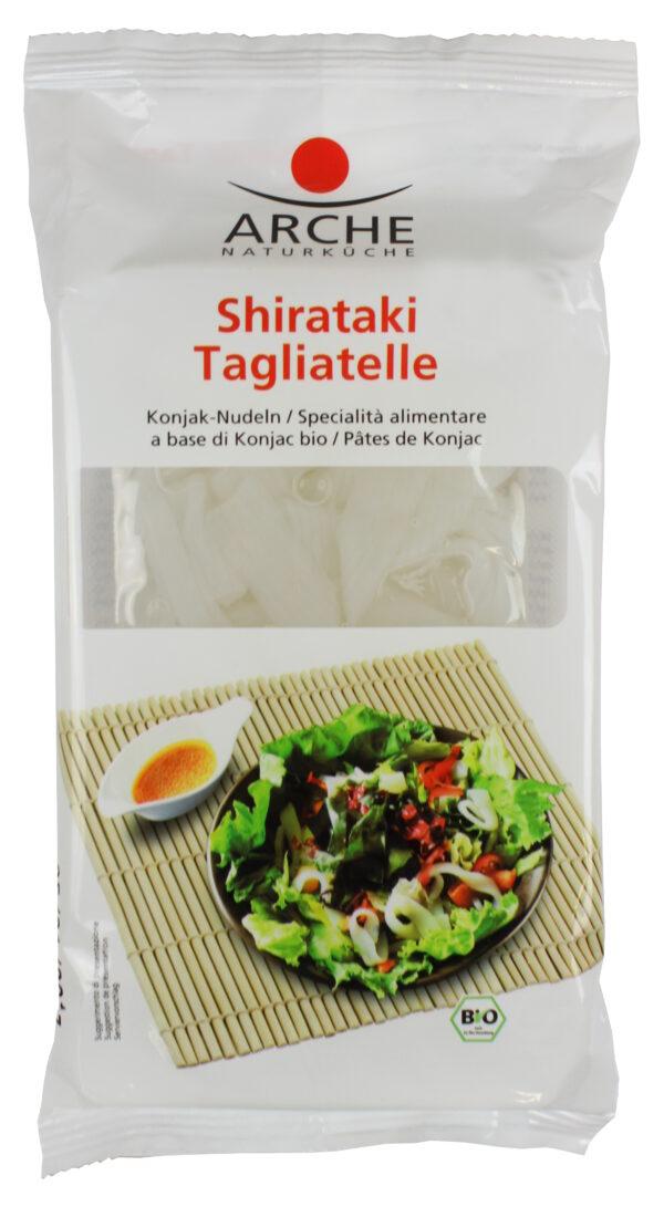 Arche Naturküche Shirataki Tagliatelle, Konjak Nudeln, glutenfrei 6x294g