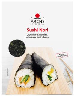 Arche Naturküche Sushi Nori, geröstet 6x17g