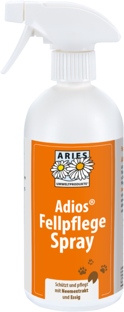 Aries Adios Fellpflege Spray 500ml