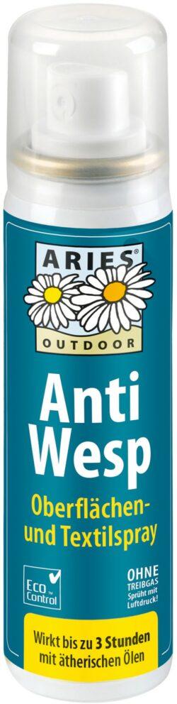 Aries Anti Wesp Oberflächen- und Textilspray 50ml