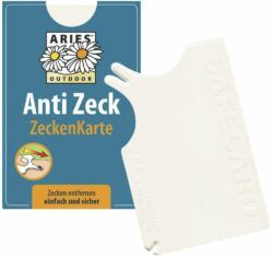 Aries Anti Zeck Zeckenkarte 30x1Stück