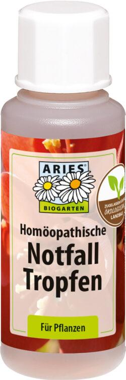 Aries Homöopathische Notfalltropfen für Pflanzen 8x30ml