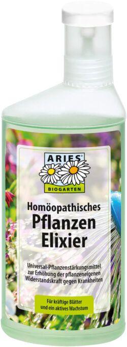 Aries Homöopathisches Pflanzenelixier 500ml