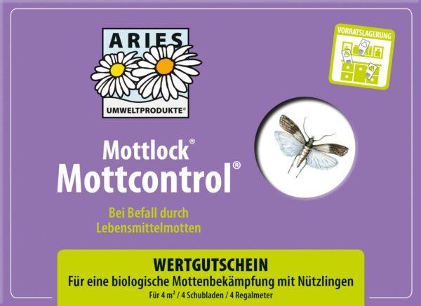 Aries Mottcontrol (Nützlinge) -Wertgutschein 1Stück