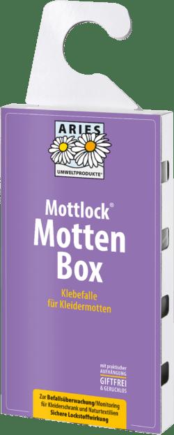 Aries Mottlock Mottenbox 6x1Stück