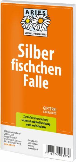 Aries Silberfischchenfalle 10x6Stück